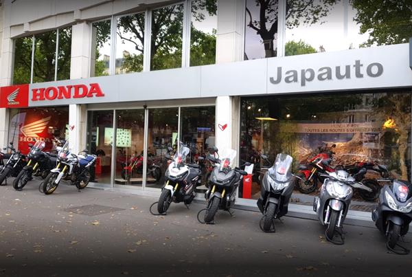 Accessoire moto paris 2