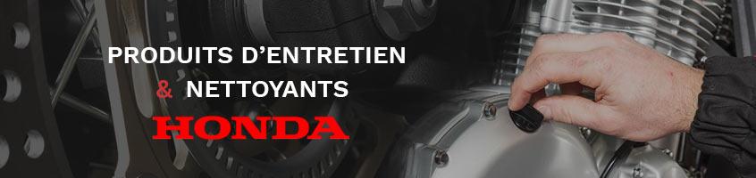 Produits d'Entretien et de Nettoyage Honda
