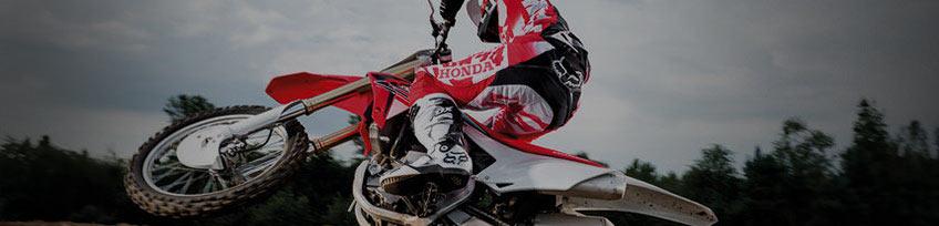 Gamme des Vêtements Honda Tous-terrains, Cross et Enduro