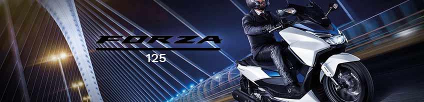 Accessoires Forza 125 2015-2016