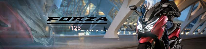 Accessoires Forza 125 2019-2020