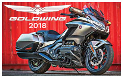 Acessoires Gold Wing 1800 2018