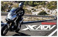 Accessoires X-ADV Honda