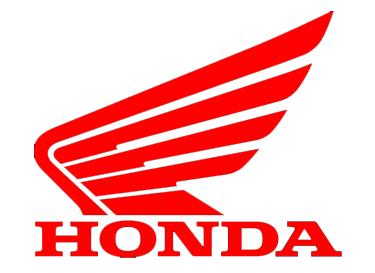 Logo Honda Moto