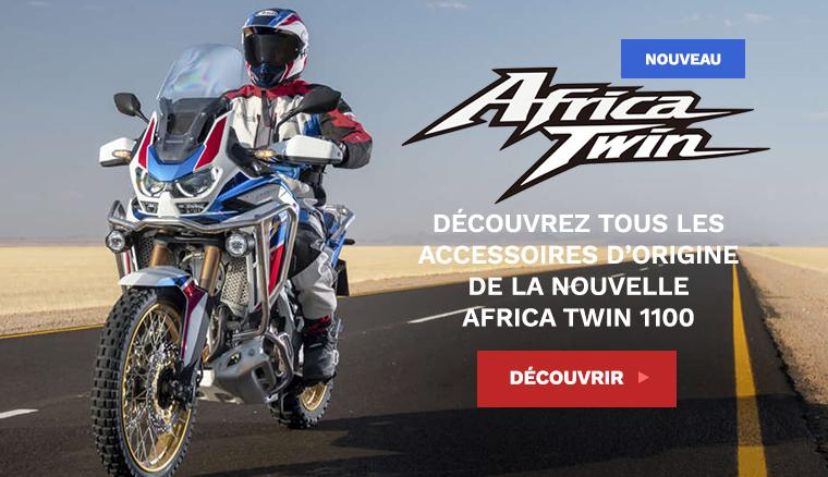 Accessoires CRF1100L Africa Twin / Adevnture Sports