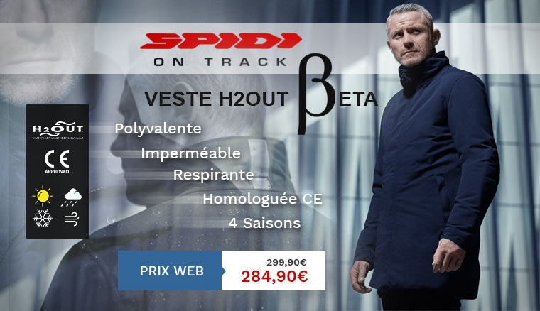 Veste Spidi H2Out Beta