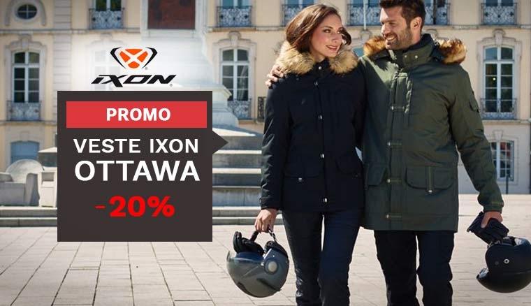 Promotion Ixon Ottawa Homme et Femme