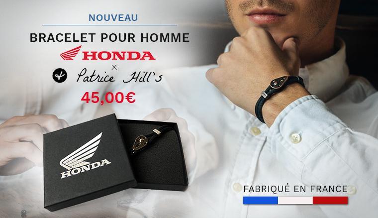 Bracelets Honda x Patrice Hill's