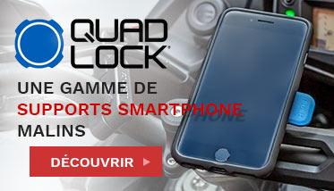 Quad Lock | Solution de support smartphone
